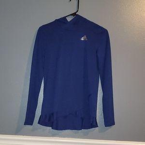 A lightweight hoodie Adidas